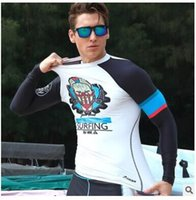 Wholesale outdoor long sleeved clothes and pants Japan and South Korea men s surfing wetsuit direct Sugan swimsuit jellyfish clothing sun p