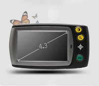 Wholesale New X X up to X HD Inch LCD Handhold Portable Electronic Digital Magnifier Reading Aid for Low Vision Elder