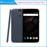 best micro sim - 5 inch Vernee Thor smartphone octa core MTK6753 G G Fingerprint Scanner Android G LTE GPS WIFI best smartphone