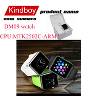 BlackBerry 10 arc heart - 2016 DM09 Bluetooth lemfo Smart Watch Phone Support SIM Card D ARC HD Screen Camera Wearable Magic Knob Sync For Android IOS