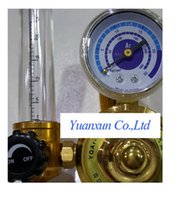 Wholesale Argon Regulator Argon table YAr731L glass rotor high quality regulator