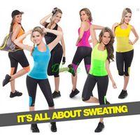 Wholesale Hot Shapers Tank Tops Sport Vest Neoprene Body Shaper Slimming Shapewear