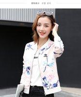 Wholesale The original version Autumn fashion brand leisure fashionable woman outdoor jackets