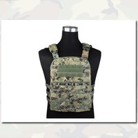 Wholesale CP Style Heavy Duty Emeson Gear Tactical Molle Airsoft Vest Paintball Combat Vest for Police