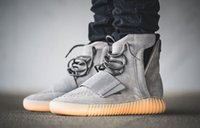 Cheap Adidas Originals Yeezy 750 Boost Kanye West BB1840 Men & Women Trainers Shoes Running Sports Shoe Sneakers Training Boots Free Ship With Box