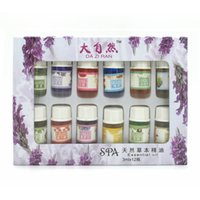 aromatherapy bath oils - Brand New Essential Oils Pack for Aromatherapy Spa Bath Massage Skin Care Lavender Oil With Kinds of Fragrance