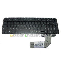 Wholesale Keyboard For HP PAVILION G3 Black Without Frame English For Laptop Tablet US Touchpad English Layout Letter Keyboard