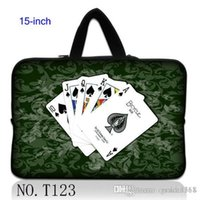 acer computer bag - Stylish Play Cards Laptop quot quot quot Notebook Computer Sleeve Bag Case for Sony Acer HP Dell