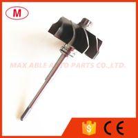 Wholesale TD04HL X52mm blades turbo wheel turbine shaft wheel