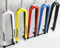 Wholesale Carbon fork JAVA Bike fork mountain MTB Road Bicycle fork Compatible er all size Pk rock shox hot selling