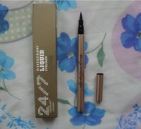 best waterproof eyeliner pencil - 12 hot sell good quality Lowest Best Selling good sale Newest product Makeup liquidlast waterproof eyeliner pen