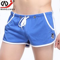 Wholesale Workout Cotton Shorts wj Mens Sport Wear Casual Loose Colors High Quality Surfing Clothes Running Shorts