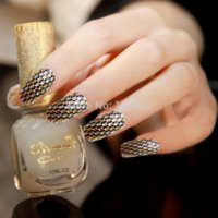 art jewellry - 2015 Joyme Brand New Fashion Hot Sale Jewellry Nail Strips Self adhesive Nail Decals DIY Nail Art Set Styles