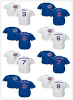 Wholesale 2016 World Series David Ross Edwards Arismendy Alcantara Coghla Chicago Cubs Jerseys Stitched And Embroidery Logos