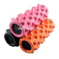 rumble roller - New Yoga Grid High Density Foam Rumble Roller Crossifit Gym Fitness Massager for Tight Muscles Y149