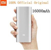 banks batterie power - 100 Original Xiaomi mAh Power bank Externe Batterie Für iPhone Samsung xiaomi letv iPad
