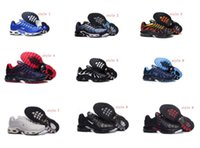 Wholesale 10 color maxes Tn Mens Running Shoes Original Quality Air maxesTn Runs Shoes