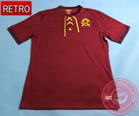 Wholesale 2016 Top Quality AÑOS DEL CLUB AMÉRICA Soccer Jerseys Retro Jerseys Centenario Home Yellow Away Red Club America Football shirts
