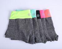 best yoga shorts - New Best selling sexy Women jogging fitness sports super stretch Sugan Shorts Yoga leggings plus size