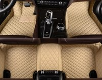 Wholesale 5D Leather XPE Car Floor Mats for Mercedes Benz S MATIC S AMG GT AMG GT SL AMG AMG C AMG C S