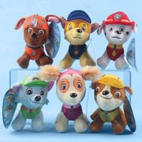 baby pal - Paw And Patrol Plush Pup Pals Stuffed Animals Plush Toys Skye Marshall Chase Zuma Rocky Rubble Plush Toys For Kids Baby