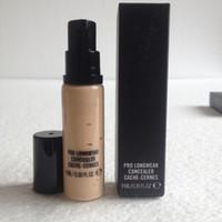 Wholesale NEW makeup foundation PRO LONGWEAR CONCEALER CACHE CERNES ML different color ml concealer