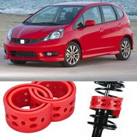 Wholesale 2pcs Super Power Rear Car Auto Shock Absorber Spring Bumper Power Cushion Buffer Special For Honda fit