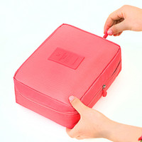 Wholesale Travel Toiletries bag bulk waterproof makeup bag multifunctional bag bag travel in quality promotion