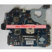 Wholesale laptop motherboard P5WE0 la p REV Fit for Acer G Packard Bell easynote TS11 HR series Notebook intel HM65 with video card