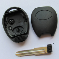 best range rover - Best blank car key shell button replacement car key case for lan rove key fob