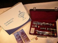 Wholesale Buffet Crampon E11 A Key Silver Plated Intermediate Clarinet Outfit NEW