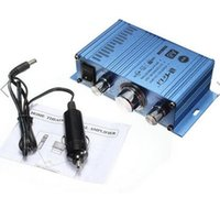 Wholesale Hi Fi Audio Stereo Amplifier For Cars Motorcycle Boat Home