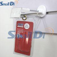 Wholesale Supermarket Slatwall Anti theft locking hook phone Accessories Display hook security hook length cm cm cm
