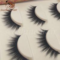 best mink fur - Best Selling Thick Mink Fur D Mink Eyelash Handmade Eyelash Extension Realy Mink Hair D Lashes