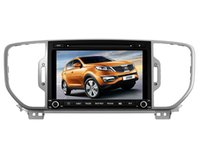 africa audio - wince Arm11 CAR DVD PLAYER FIT FOR kia sportage R Car Audio GPS Navi bluetooth radio steering wheel control map Gift camera