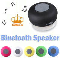 Wholesale high quality Waterproof Wireless Bluetooth Mini Speaker Shockproof Outdoor Sports Portable Stereo Speaker for iphone ipad samsung SOUND