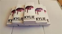 Wholesale 2016 new Kylie lip Velvetine Liquid Matte Lipstick in Red Velvet Makeup new arrival fast shipping