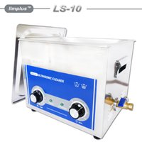 automotive parts cleaning - Limplus liter Table Top Ultrasonic Sonicator Cleaner for Automotive Parts Weapons Gallon SUS304