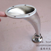 aluminum kitchen tables - Hardware sofa feet TV cabinet sub foot aluminum table legs kitchen table legs increased furniture feet