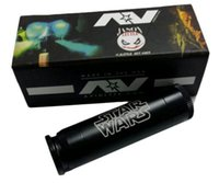 Cheap Star Wars Mod 18650 Full Mechanical Mod Cooper Brass Material Optional E Cigarette Vapor Mod DHL TZ680