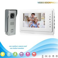 Wholesale XSL V70F M3 V1 XSL Manufacturer Hot selling7 Inch Family Intercom system Video Door Phone with electronic door lock