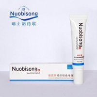 Wholesale Nuobisong ml Facial Treatment Cream To Treat Acne Scars Scald Striae Of Pregnancy Face Care Stretch Marks DHL