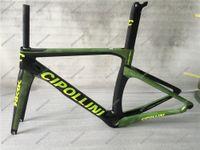 Wholesale Army Green K NK1K carbon road bicycle frame PF30 BB30 BB68 NK1K Road Bike Carbon Frame