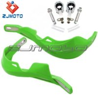 Wholesale ZJMOTO Carbon Universal mm mm Wide Fat Bar Hand Guards Raptor kit PRO TAPER Motocross Dirt Bike MX