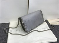 acrylic light covers - Fashion Brand Women s Stella McCartney Falabella High Quality Designer Chains Pure Color Crossbody Covered Classic Celebrity Shoulder Bags