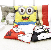 bench cushion pads - Cartoon students computer chair cushion thickening office stool bench bottom cushion cushion of the chair seat pad