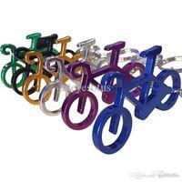 bicycle chain keychain - metal bicycle Keychain Key Chain