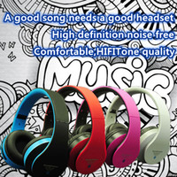 Wholesale STN High Quality Hot Wireless Bluetooth Headband Headset STN Neck hand Headphone Headsets With Mic Support TF Card With Without LOGO F