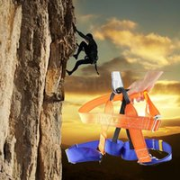 Wholesale arness Seat Sitting Safety Belts Rock Climbing Rappelling Equipment Speed Kit