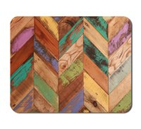 barn gifts - Rustic Old Barn Wood Rubber Mousepad Gaming Mouse Pad Custom mouse pad office gift